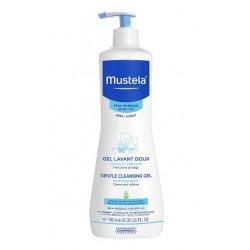 Mustela, nežni gel za umivanje - 750 ml
