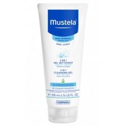 Mustela, gel za umivanje 2v1