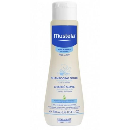 Mustela, nežni šampon za lase - 200 ml Kozmetika