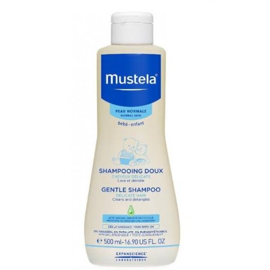 Mustela, nežni šampon za lase - 500 ml Kozmetika