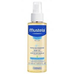 Mustela, masažno olje