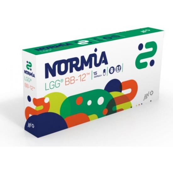 Normia, probiotik v kapsulah Prehrana in dopolnila