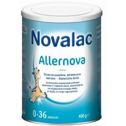 Novalac Allernova otroško mleko, 400 g
