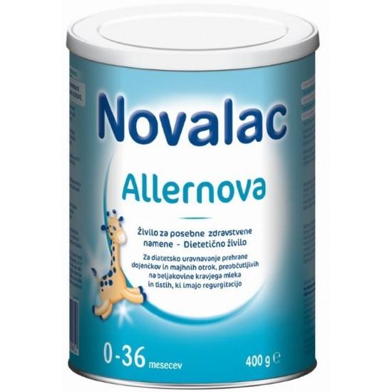 Novalac Allernova otroško mleko, 400 g Alergije