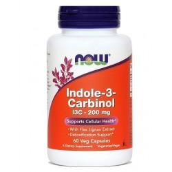NOW Indol-3-Karbinol 200 mg, kapsule