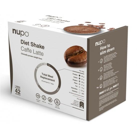 Nupo Dietni napitek, bela kava (42 porcij) Prehrana in dopolnila