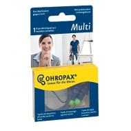 Ohropax Multi, čepki za ušesa z vrvico A2