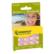 Ohropax Windwolle, volneni čepki A12