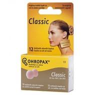 Ohropax Classic, voščeni ušesni čepki A12