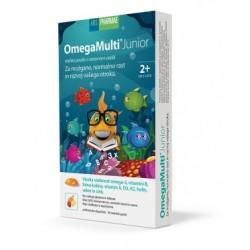 OmegaMulti Junior, mehke pastile