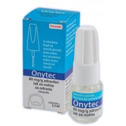 Onytec 80 mg/g zdravilni lak