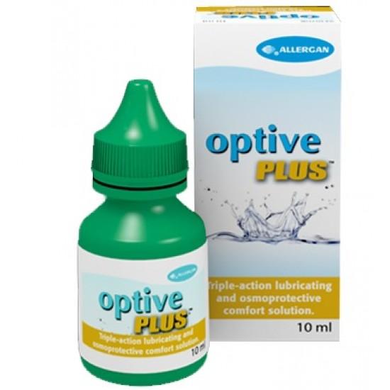 Optive Plus, kapljice za oči Pripomočki in zaščita