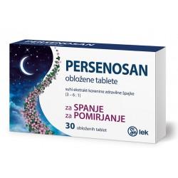 Persenosan, obložene tablete