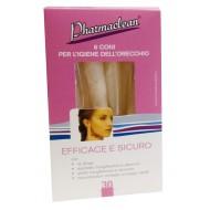 Pharmaclean, stožec za ušesno higieno - 6x