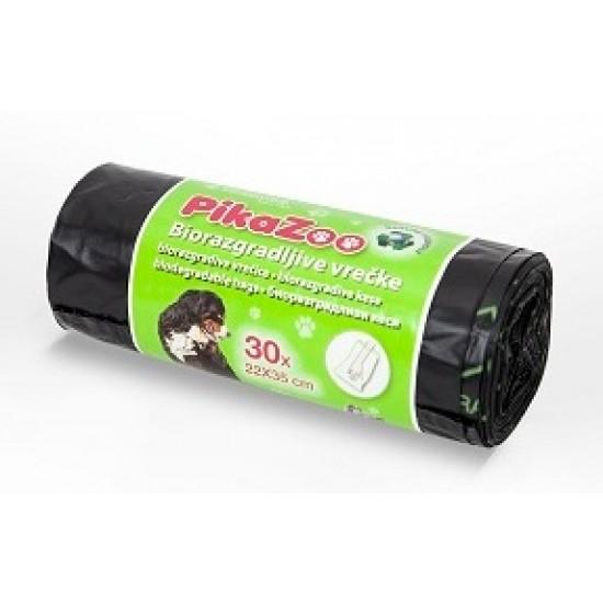 PikaZoo biorazgradljive vrečke za pasje in mačje iztrebke Za živali