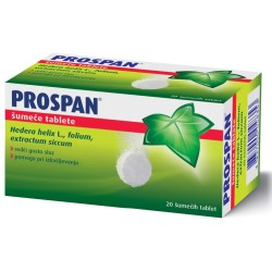 Prospan, 20 šumečih tablet