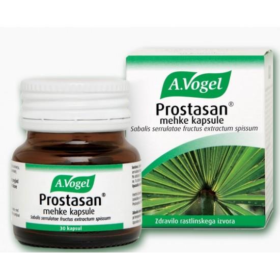 A.Vogel, Prostasan - 30 kapsul Zdravila brez recepta