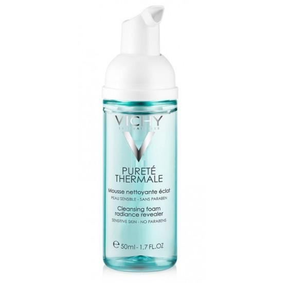 Vichy Purete Thermale, pena za čiščenje občutljive kože obraza Kozmetika
