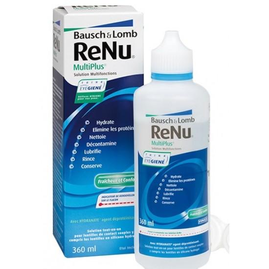 ReNu MultiPlus, raztopina za nego leč - 120 ml Pripomočki in zaščita