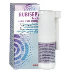 Rubisept 3 mg/ml, oralno pršilo