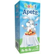 Salvit Apetit, tekočina - okus maline