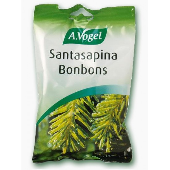 A.Vogel, Santasapina bonboni Prehrana in dopolnila