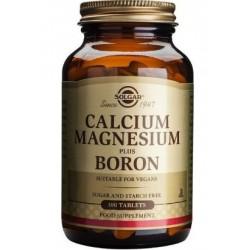 Solgar Kalcij, Magnezij plus bor, tablete