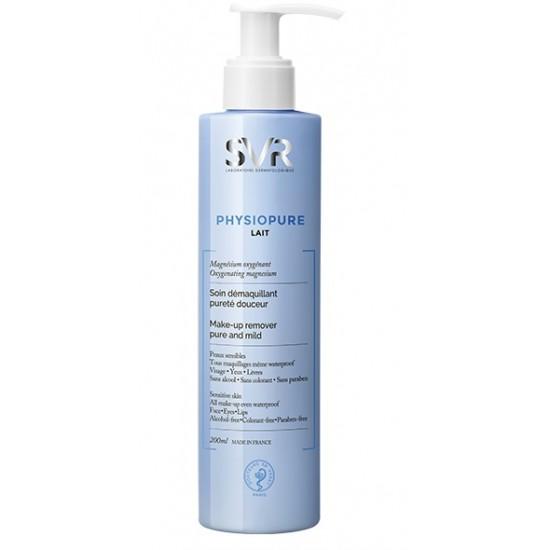 SVR Physiopure, mleko za čiščenje Kozmetika
