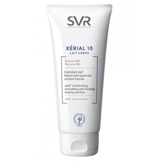 SVR Xerial 10, mleko za suho in luskasto kožo telesa - 200 ml Kozmetika