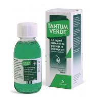 Tantum Verde, raztopina za grgranje in izpiranje ust - 120 ml