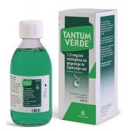 Tantum Verde, raztopina za grgranje in izpiranje ust - 240 ml