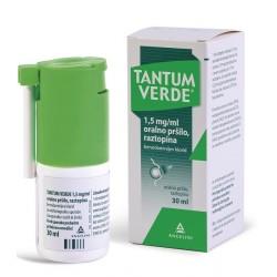 Tantum Verde 1,5 mg/ml, oralno pršilo