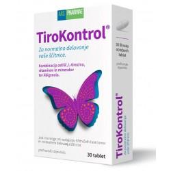 Tirokontrol, filmsko obložene tablete
