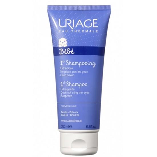 Uriage 1er, prvi šampon Za Mamice in Nosečnice