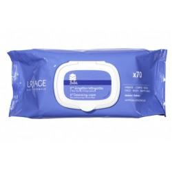 Uriage 1er EAU, vlažilni robčki za otroke in dojenčke - 70 kosov