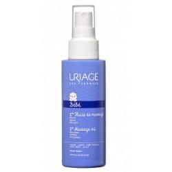 Uriage 1er, olje za masažo