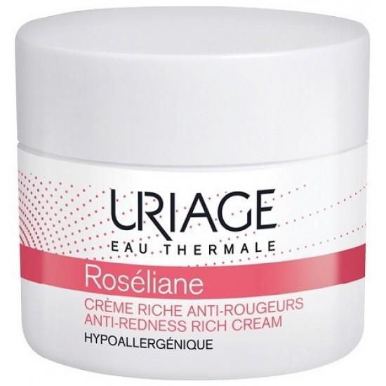 Uriage Roseliane, bogata krema proti rdečici Kozmetika