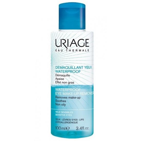 Uriage vodoodporni čistilec za odstranjevanje ličil Kozmetika