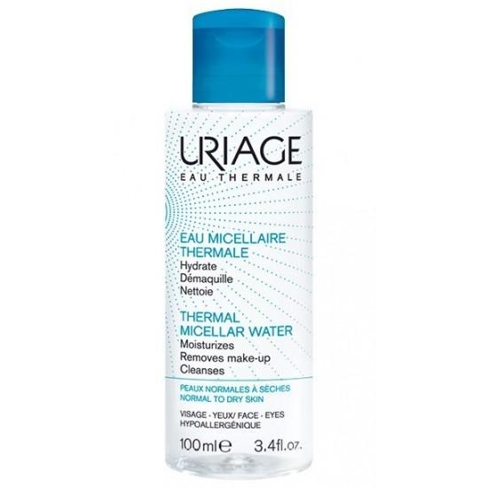 Uriage termalna micelarna voda za čiščenje normalne do suhe kože - 100ml Kozmetika