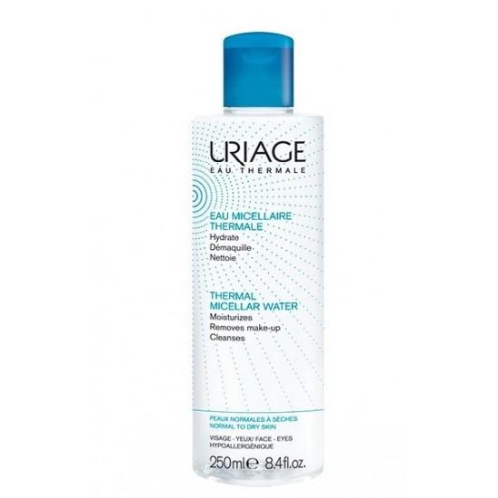 Uriage termalna micelarna voda za čiščenje normalne do suhe kože - 250 ml Kozmetika