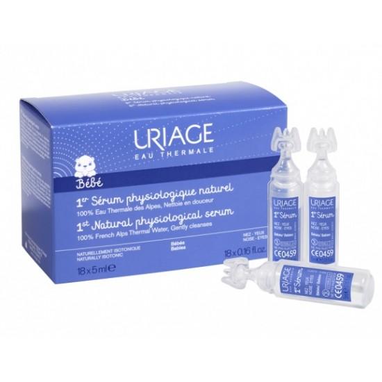 Uriage Isophy, ampule za oči in nos Pripomočki in zaščita
