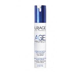 Uriage Age Protect Multi Action Detox, nočna krema