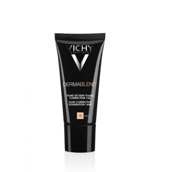 Vichy Dermablend, korektivna podlaga - tekoči puder 15 Kozmetika