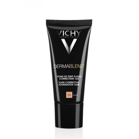 Vichy Dermablend, korektivna podlaga - tekoči puder 35 Kozmetika