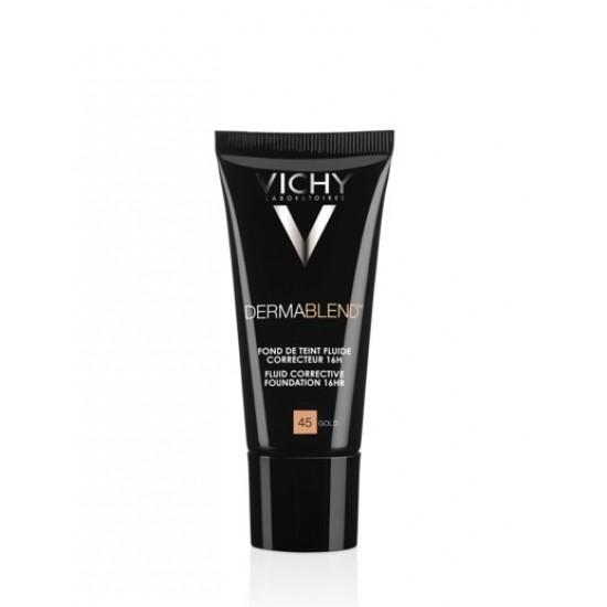 Vichy Dermablend, korektivna podlaga - tekoči puder 45 Kozmetika