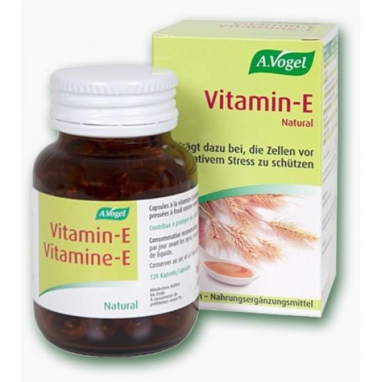 A.Vogel, Vitamin E kapsule Prehrana in dopolnila