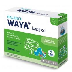 Waya Balance, kapljice za novorojenčke, dojenčke in otroke