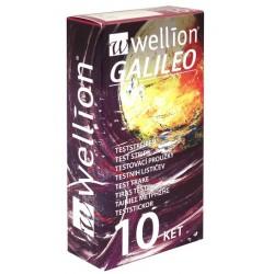 Wellion Galileo Ket, lističi za merjenje ketonov v kapilarni krvi