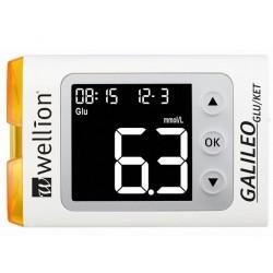 Wellion Galileo GLU/KET, set za merjenje glukoze s funkcijo merjenja ketonov v krvi