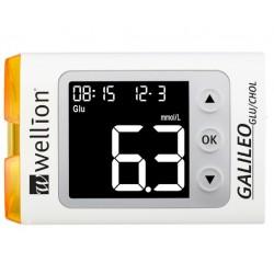 Wellion Galileo GLU/CHOL Plus, set za merjenje glukoze in holesterola v krvi